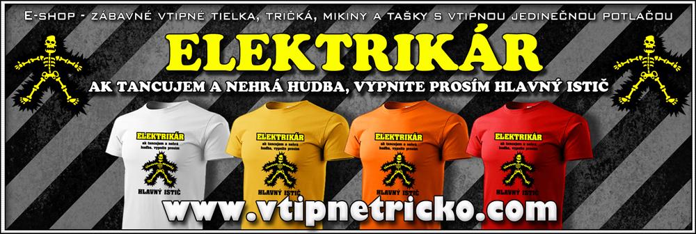 Originálne vtipné tričká k narodeninám nájdete v eshope s vtipnými darčekmi www.vtipnetricko.com